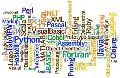Наиболее востребованные языки программирования